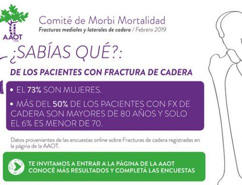 Informe Comité de Morbi Mortalidad