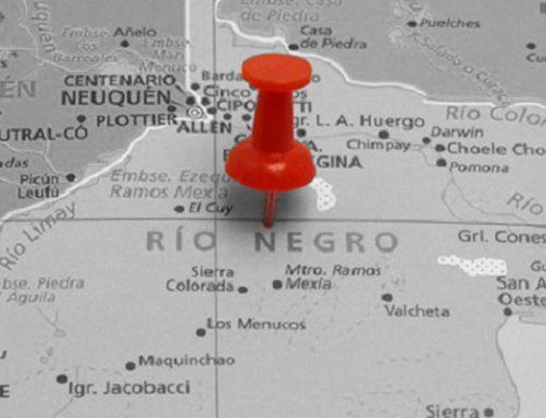 Zona de conflicto en la Asociación Regional Alto Valle de Rio Negro