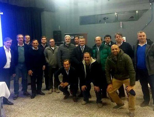 V Reunión anual Mesa de Enlace Provincial AAOT