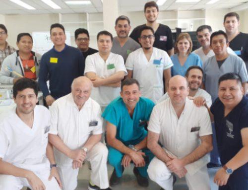 I Taller (workshop) avanzado de osteosíntesis en la región del codo