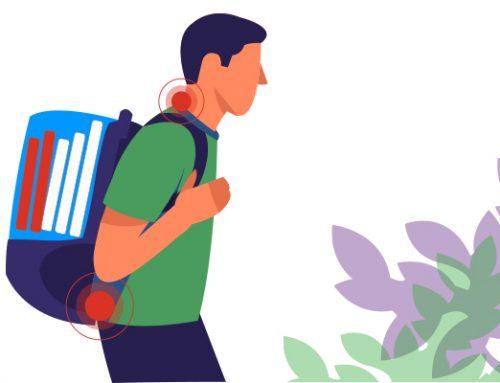 ¿Cómo cuidar la columna de los chicos en la vuelta al colegio?