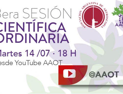 3er Sesión ordinaria AAOT – AAA