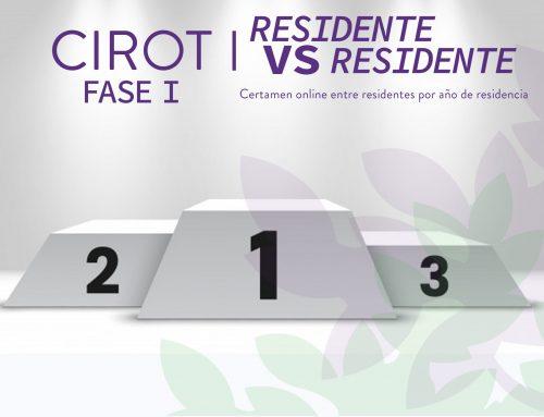 CIROT 2020 / Fase 1  Residente vs Residente