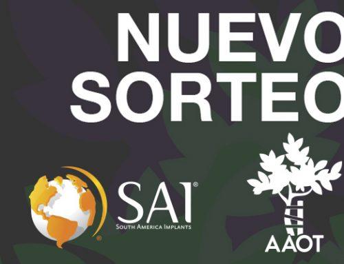 SORTEO BECAS CONGRESO. AAOT + SAI