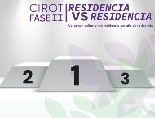 CIROT 2020 / Fase 2 Residencia vs Residencia