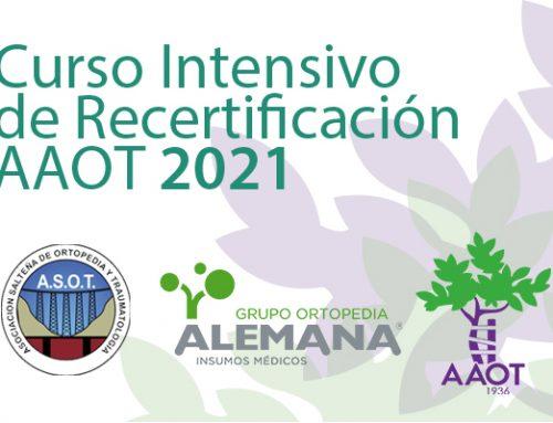 Curso Intensivo de Recertificación 2021