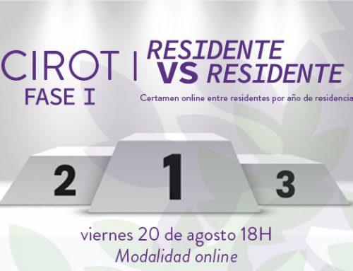 CIROT – FASE I  residente vs residente